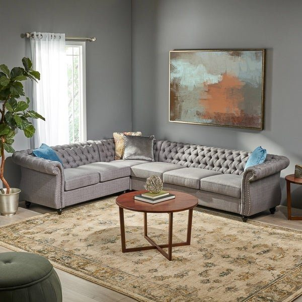 grey tufted sofa, Get your home furniture including, Sofa, Bed, Sectional Sofa, Wardrobe, night stand, couches, dressing table Ottoman, Living Room Furniture.Sectional sofa, dubai furniture,furniture store near me, online furniture store, home furniture, best furniture in dubai, accent chair, armless chair, online furniture store in dubai, office furniture