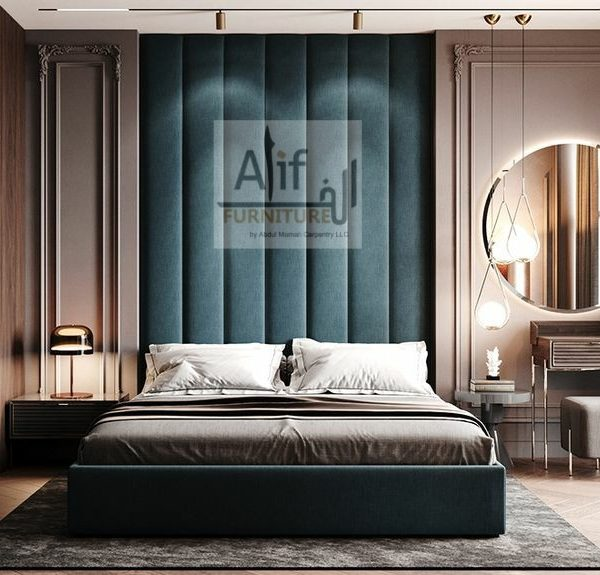 wall panel bed